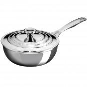 Saucier/Chef's Pan with Lid, 1.9L