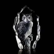 Wildlife Eagle Owl, 33cm - Limited Edition