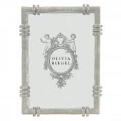 "Silver Frame, 13x18cm (5""x7"")"