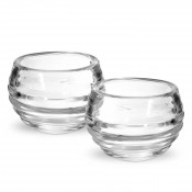 Set/2 Tealight Holders, 6 cm