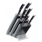 7 Pcs.Knife Block Set,C.I.B.