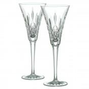 Set/2 Classic Toasting Champagne Flutes, 23.5cm