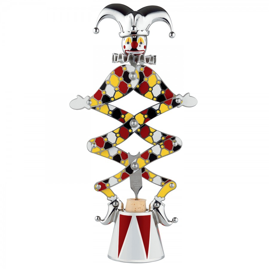 Jester Corkscrew 19cm Limited Edition Of 999 William