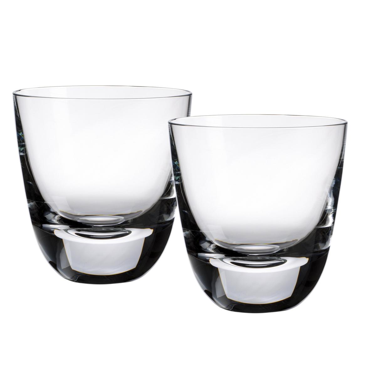 Set/2 Single Old Fashioned Glasses