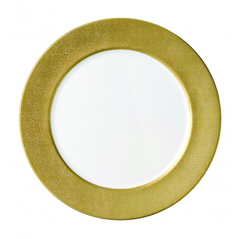 Gold Band Service Plate, 30 cm