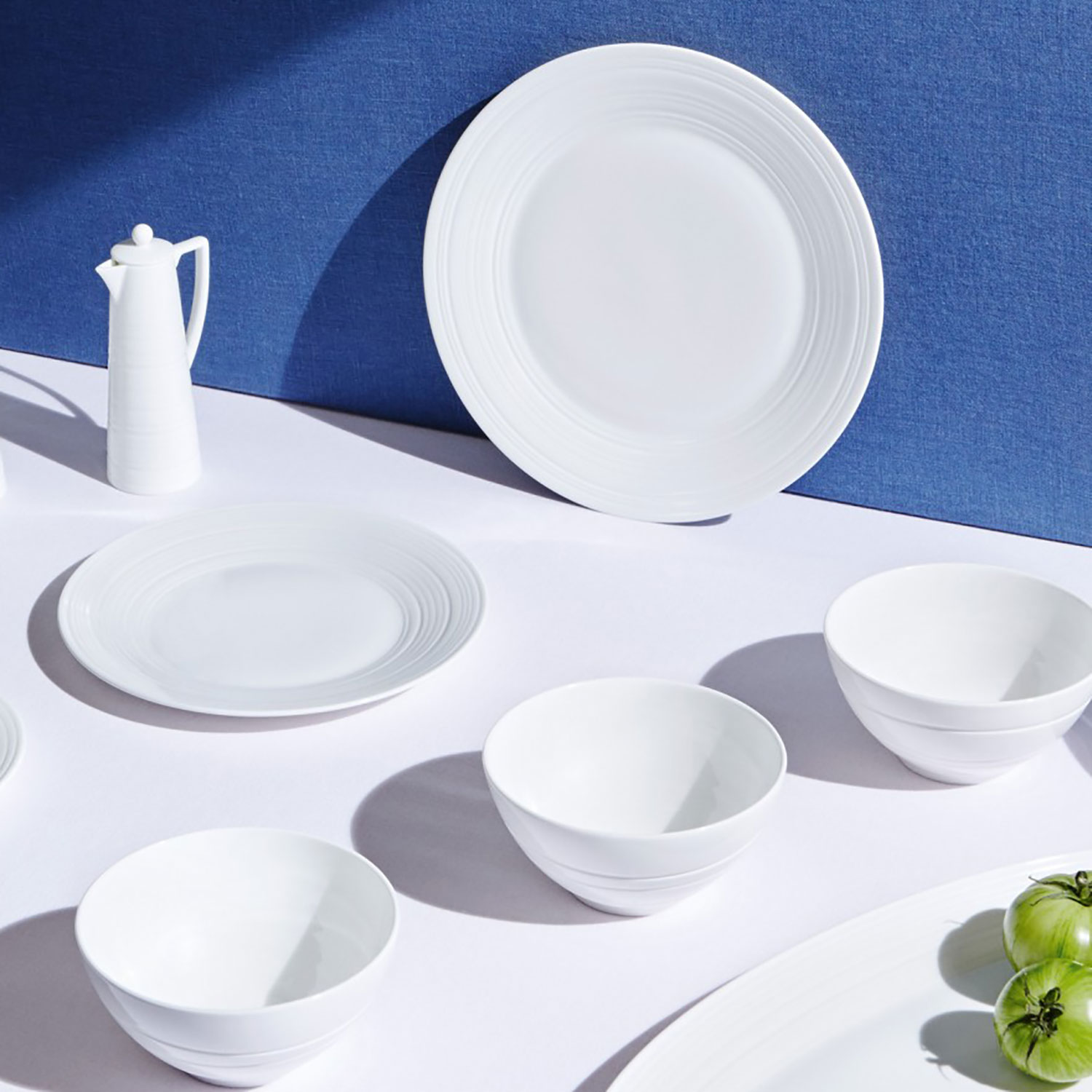 4 Piece Place Setting - Smooth