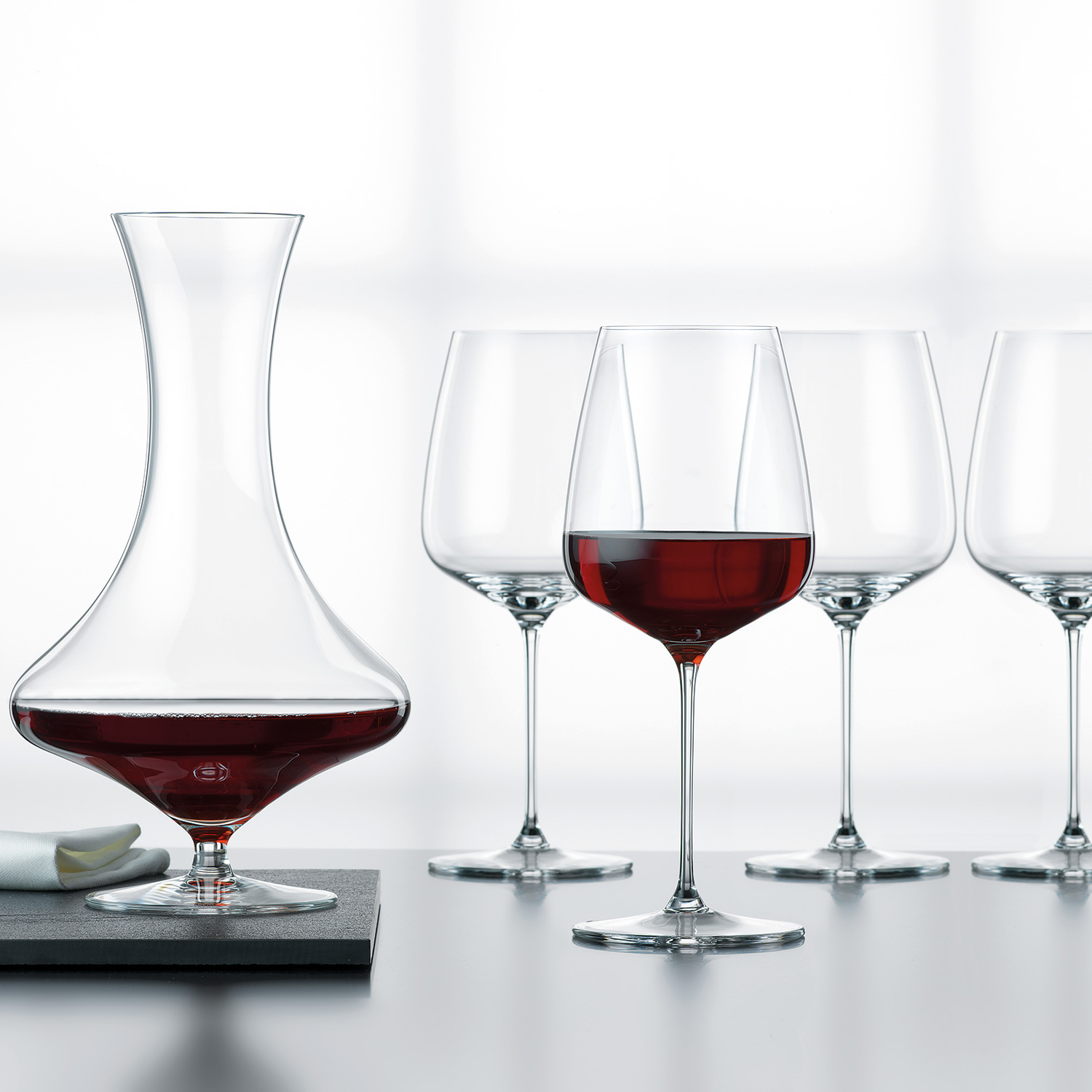 Bordeaux Wine Glass, 24cm, 635ml