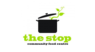 The Stop Logo