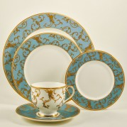 Annatolia Blue Dinnerware