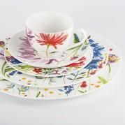 Anmut Flowers Dinnerware
