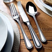 Bead Stainless Steel Flatware
