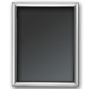 Silver Plate Photo Frames