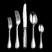 Malmaison Silver Plate Flatware