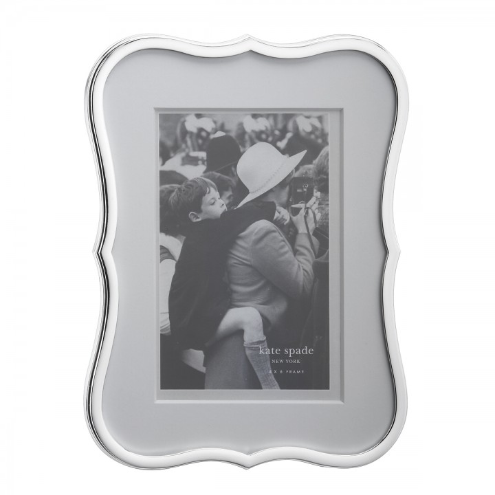 Silver Plate Photopicture Frame 10x15cm 4x6 William Ashley China