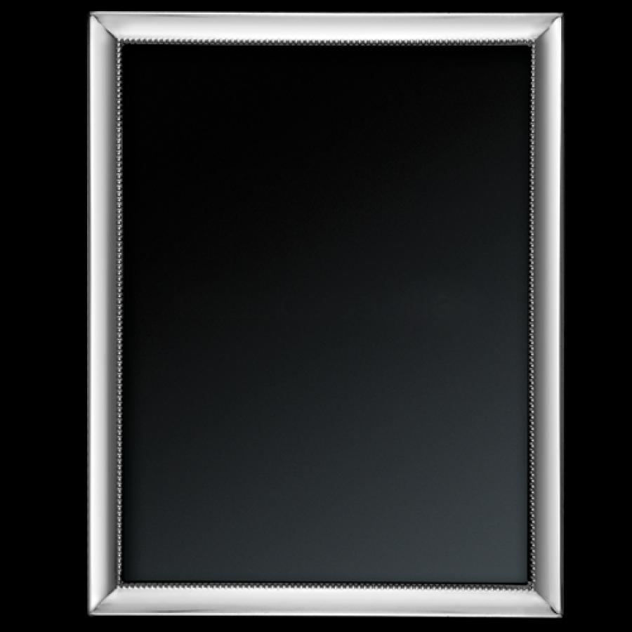 Modern Silver Frame - Home Design Ideas