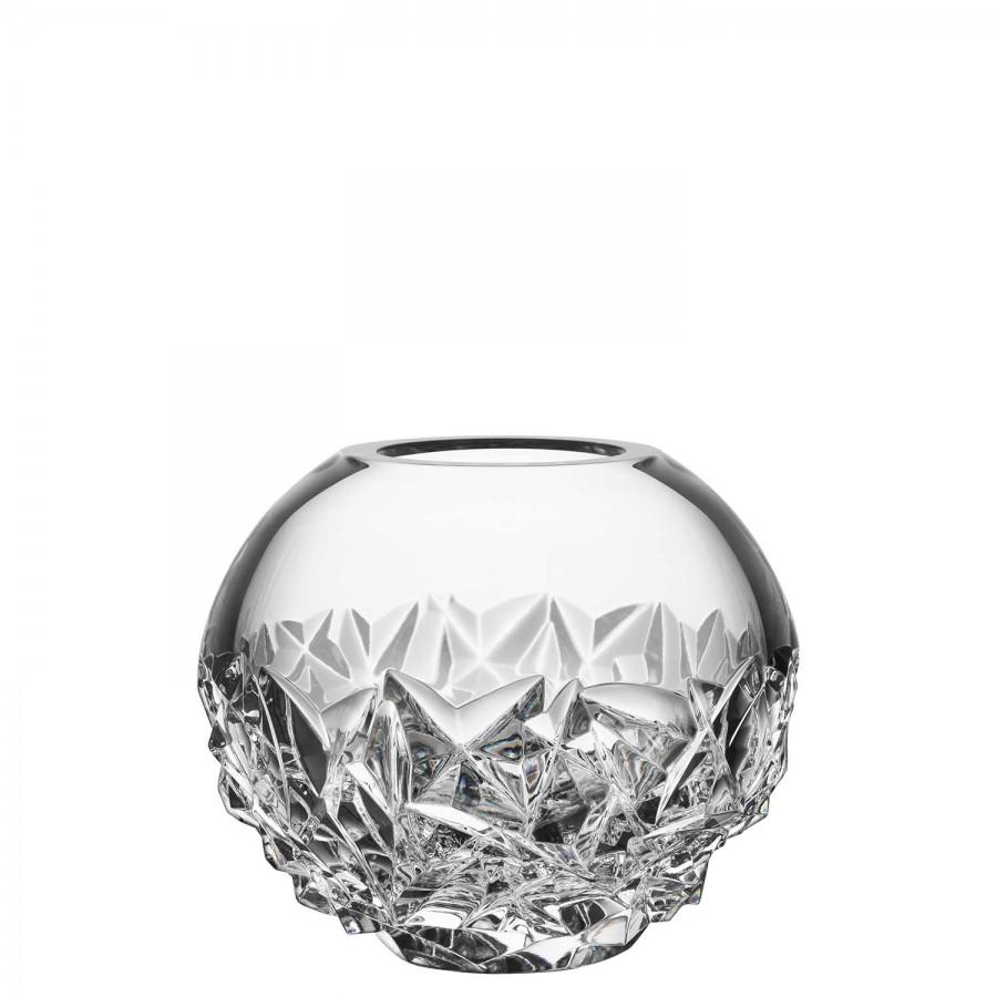 Globe Crystal Vase 11cm Small William Ashley China