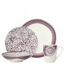4 Piece Place Setting - Berry
