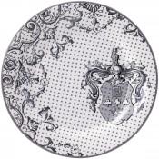 Armoiries Dinner Plate, 27.5cm