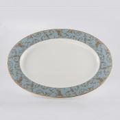 Large Oval Platter, 38x27cm