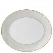 Oval Serving Platter, 33x27.5cm