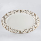 Extra Large Oval Platter, 43.5x31.5cm