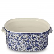 Foot Bath/Planter, 44x30.5cm - Blue