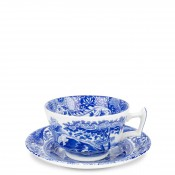Footed Teacup & Saucer, 200ml