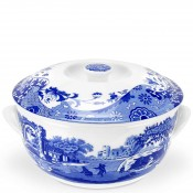 Covered Round Casserole, 2L
