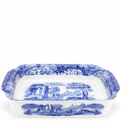 Rectangular Lasagna/Baking Dish with Handles, 38x30.5cm