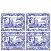 Pimpernel - Set/4  Rectangular Hard Placemats, 40x29cm