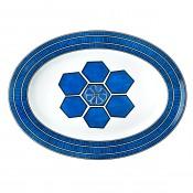 Large Oval Platter, 42cm