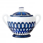 Covered Sugar Bowl, 250 ml