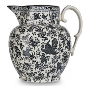 Etruscan Jug/Pitcher, 20cm, 2.2L - Large - Black