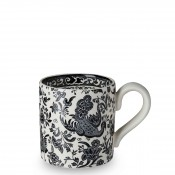 Mug, 8cm, 285ml - Black