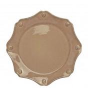 Cappuccino - Dessert/Salad Plate, 23cm - Scallop