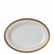 Medium Oval Platter, 34.5x26cm