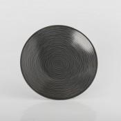 Set/4 BoB Swirl - Appetizer Plates, 16.5cm