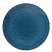 Candied Sky - Coupe Luncheon Plate, 25.5cm