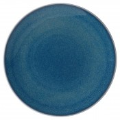 Candied Sky - Coupe Dinner Plate, 27cm
