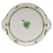 Round Tray with Handles, 28.5cm