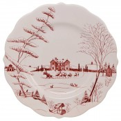 Winter Frolic - Dinner Plate, 28cm - Christmas Eve