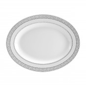 Oval Platter, 35.5 cm
