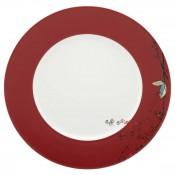 Dinner Plate, 27.5cm - Scarlet