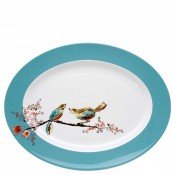 Oval Platter, 40.5x31.5cm