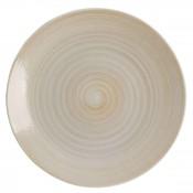Classic Vanilla - Coupe Round Platter, 30cm