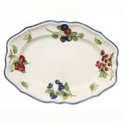 Oval Platter, 30 cm