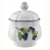 Covered Sugar Bowl, 200 ml