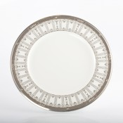 Set/4 Accent/Luncheon Plates