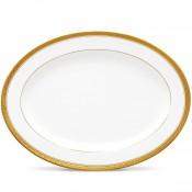 Oval Platter, 34.5 cm