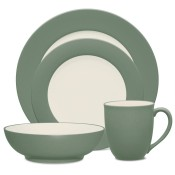 4 Piece Place Setting - Rim